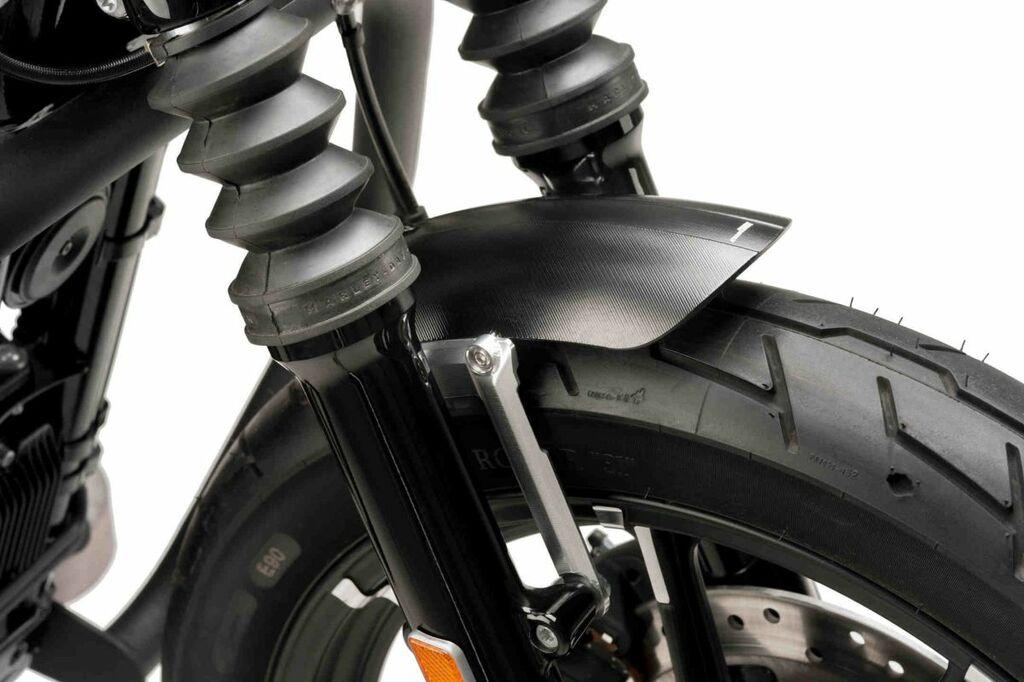 Obrázek produktu Přední blatník PUIG černý 9992N