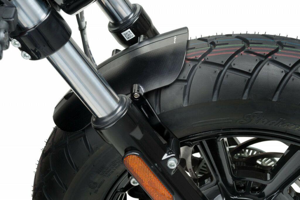 Obrázek produktu Přední blatník PUIG černý 9739N