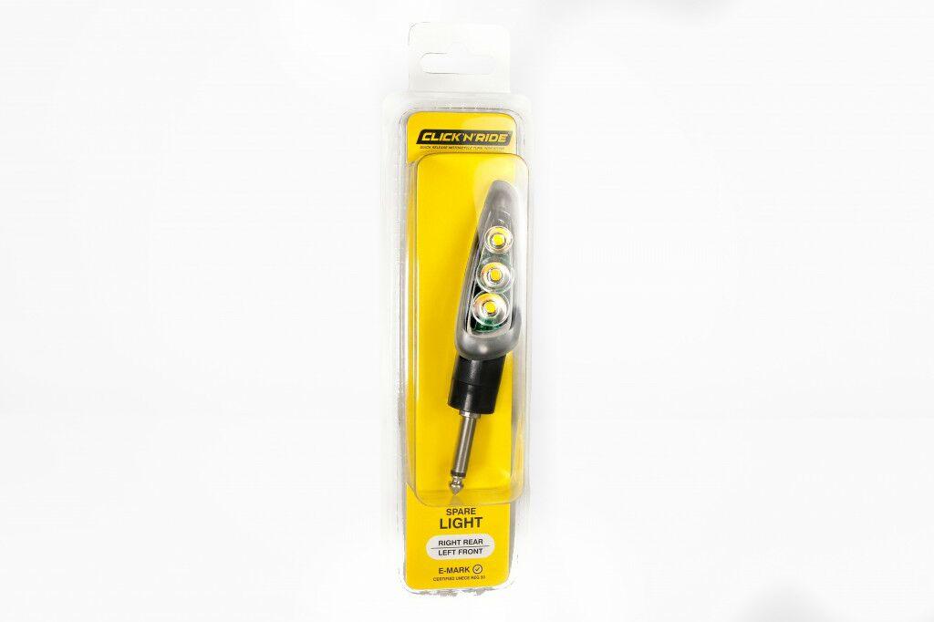 Obrázek produktu Náhradní blinkr CLICK'n'RIDE Pravý zadní/Levý přední 4205-R