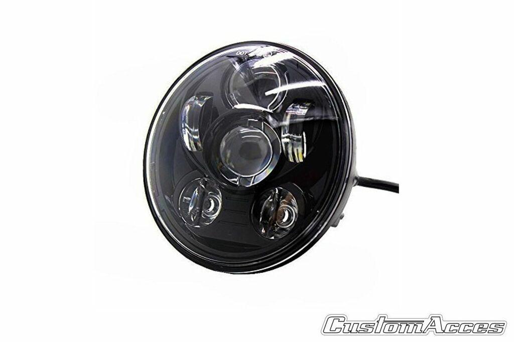 Obrázek produktu Maska se světlem CUSTOMACCES OVNI II černý HL0002N