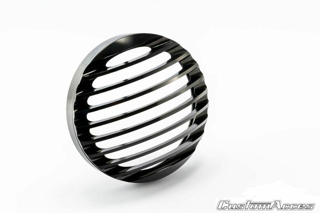 Obrázek produktu Ochranný kryt světlometu CUSTOMACCES MAX černý FAR001N