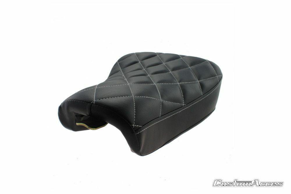 Obrázek produktu Sedlo CUSTOMACCES AUSTIN černý SI0008N
