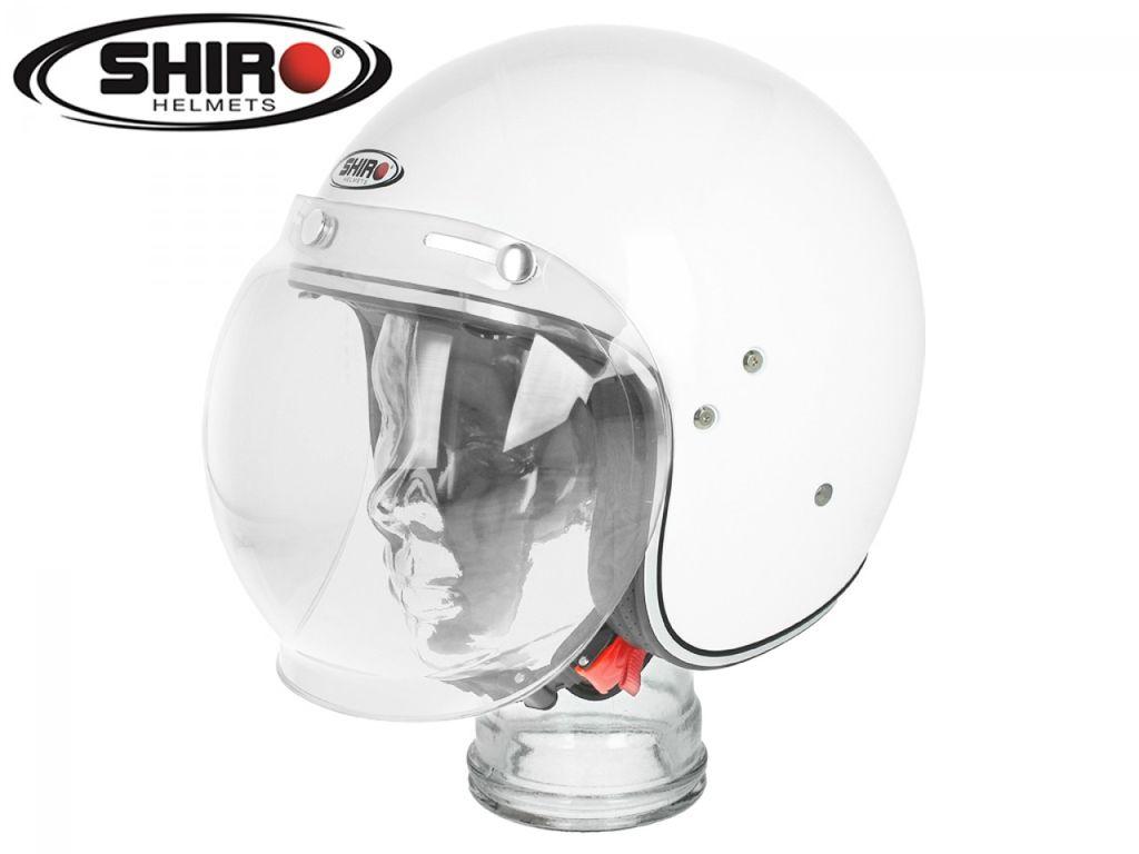 Obrázek produktu Bubble Visor SHIRO SH235 průhledná odolné proti poškrábání 128.8005039