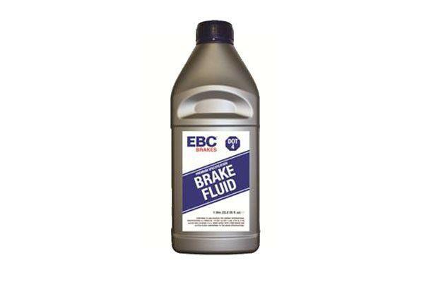 Obrázek produktu Brzdová kapalina EBC Dot 4 1 l