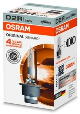 Obrázek produktu D2R - výbojka XENON 12/24V 35W pro parabolu OSRAM XENARC 66250