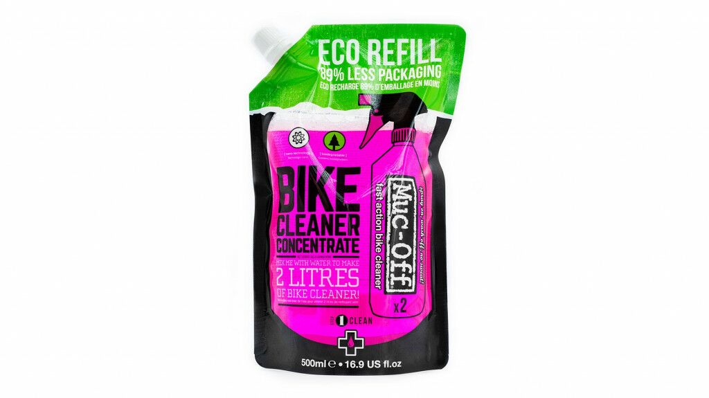 Obrázek produktu Bike cleaner concentrate MUC-OFF 500ml pouch 354
