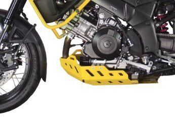 Obrázek produktu Aluminum Trail Engine Guard CROSS-PRO Ice polish 2CP09000280012