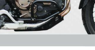 Obrázek produktu Aluminum Trail Engine Guard CROSS-PRO černá 2CP09000230005