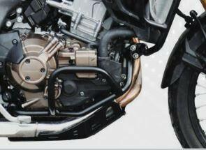 Obrázek produktu Aluminum Trail Crash Bar CROSS-PRO černá 2CP125023A0005