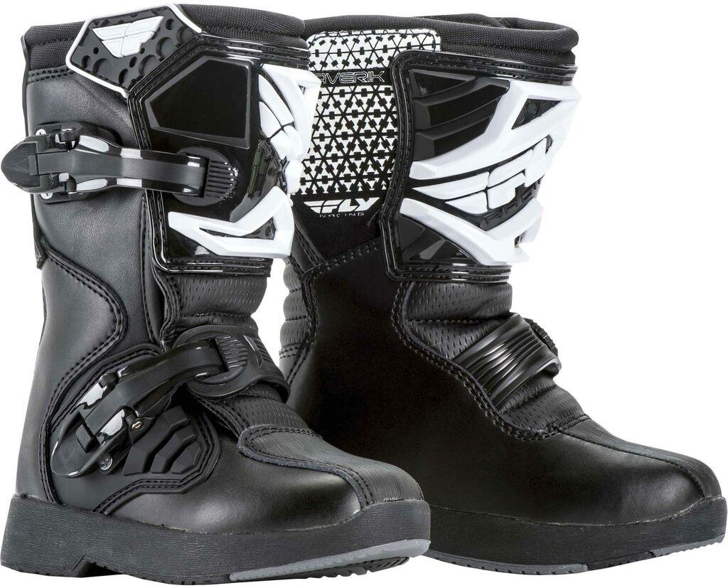 Obrázek produktu boty NEW Maverik Mini, FLY RACING, dětské (černá)