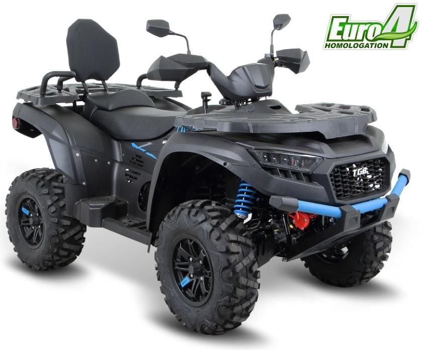 Obrázek produktu ATV TGB BLADE 600i LTX EPS 4x4 LED EURO 4 černá matná