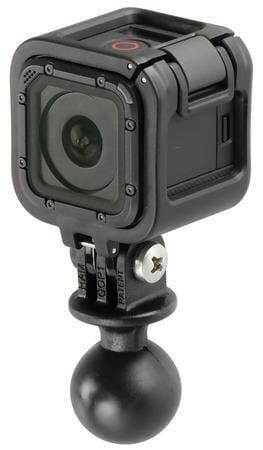 Obrázek produktu adaptér na outdoorové kamery GoPro Hero, RAM Mounts RAP-B-202U-GOP1