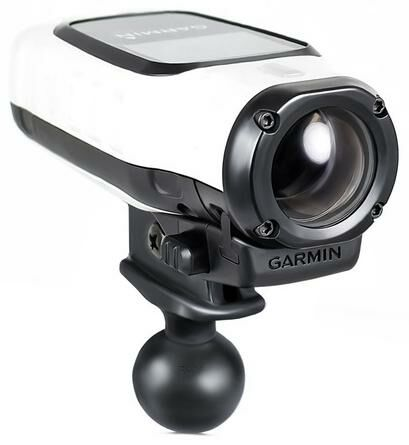 "Obrázek produktu adaptér pro Garmin VIRB™ s 1"" kulovým čepem, RAM Mounts RAM-B-202U-GA63"