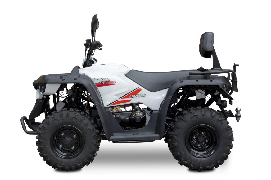 LINHAI M150 T3A 2x4 černo-bílá-2