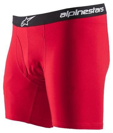 Obrázek produktu trenýrky COTTON BRIEF, ALPINESTARS (červená, bavlna)