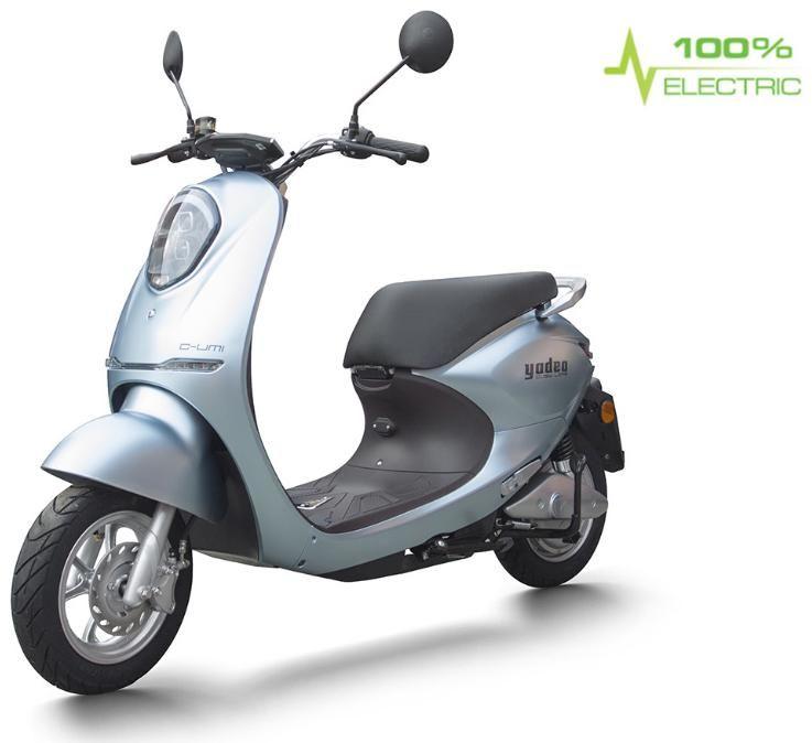 Obrázek produktu E-skútr YADEA C-UMI modrá
