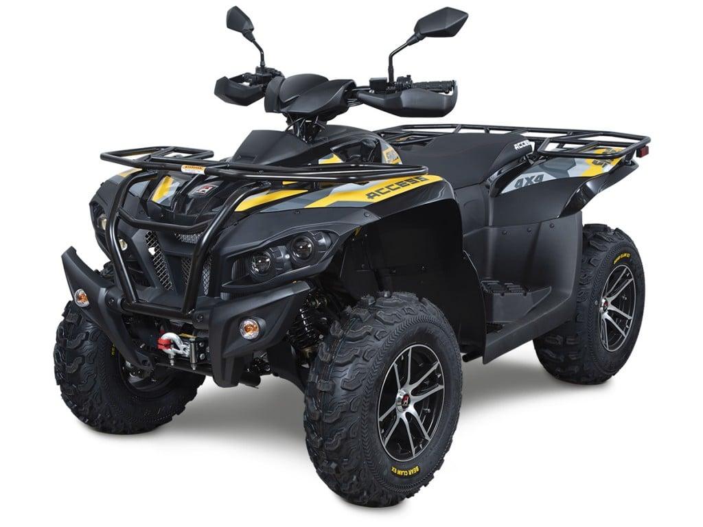 Obrázek produktu Užitková ATV ACCESS SHADE 650 LT EPS EURO 4 černá