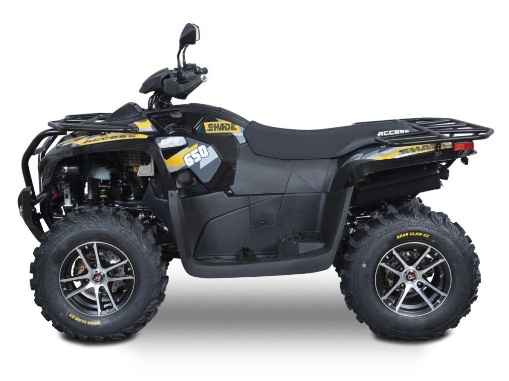 Užitková ATV ACCESS SHADE 650 LT EPS EURO 4 černá -2