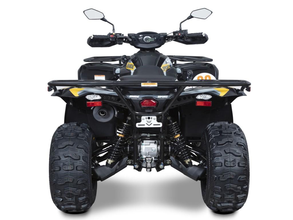 Užitková ATV ACCESS SHADE 650 LT EPS EURO 4 černá -3