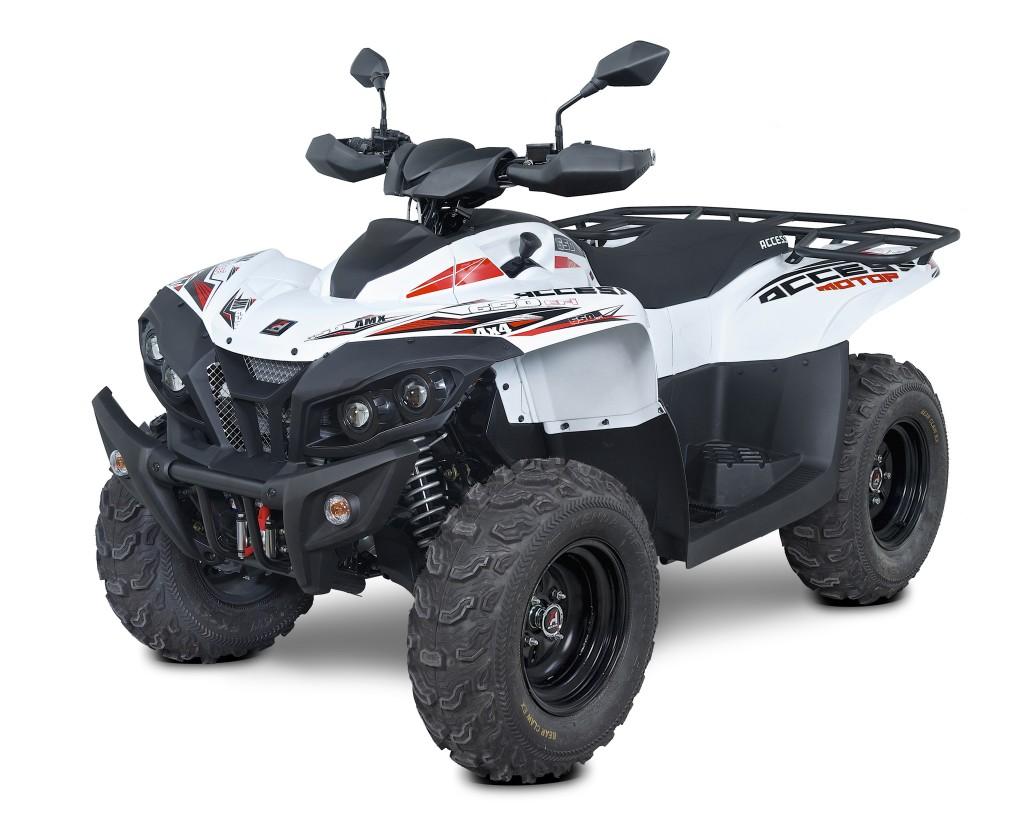 Obrázek produktu Užitková ATV ACCESS 650 LT 4WD EURO 4 bílá