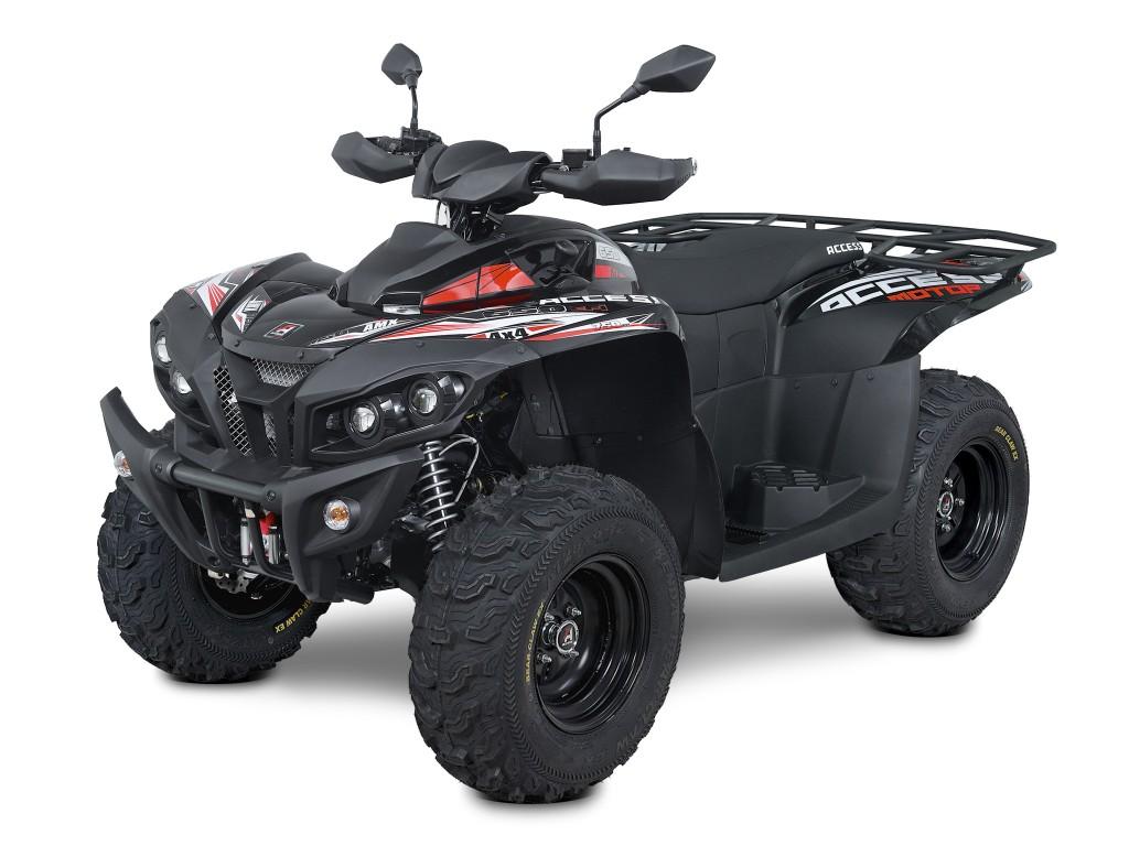 Obrázek produktu Užitková ATV ACCESS 650 LT 4WD EURO4 černá