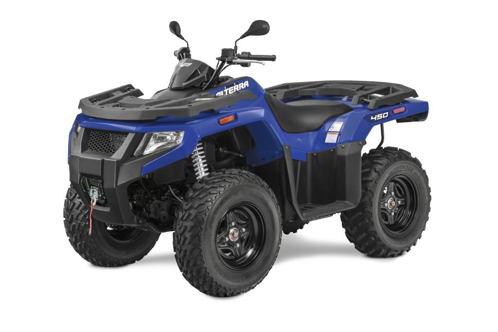 Obrázek produktu ATV ARCTIC CAT ALTERRA 450 EFT T3B modrá