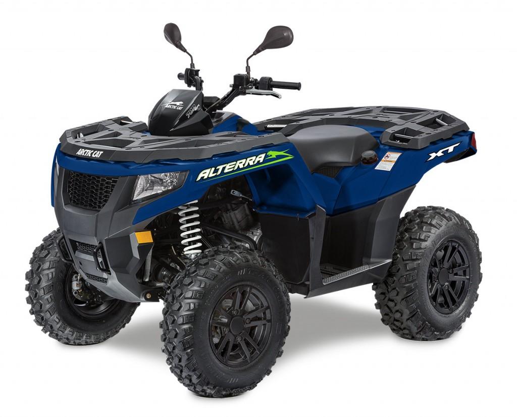Obrázek produktu ATV ARCTIC CAT ALTERRA 700 XT EPS EFP T3B modrá