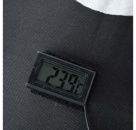 Obrázek produktu náhradní LCD displej pro zobrazení teploty, OXFORD (pro nahříváky s digitálním displejem) OX673G