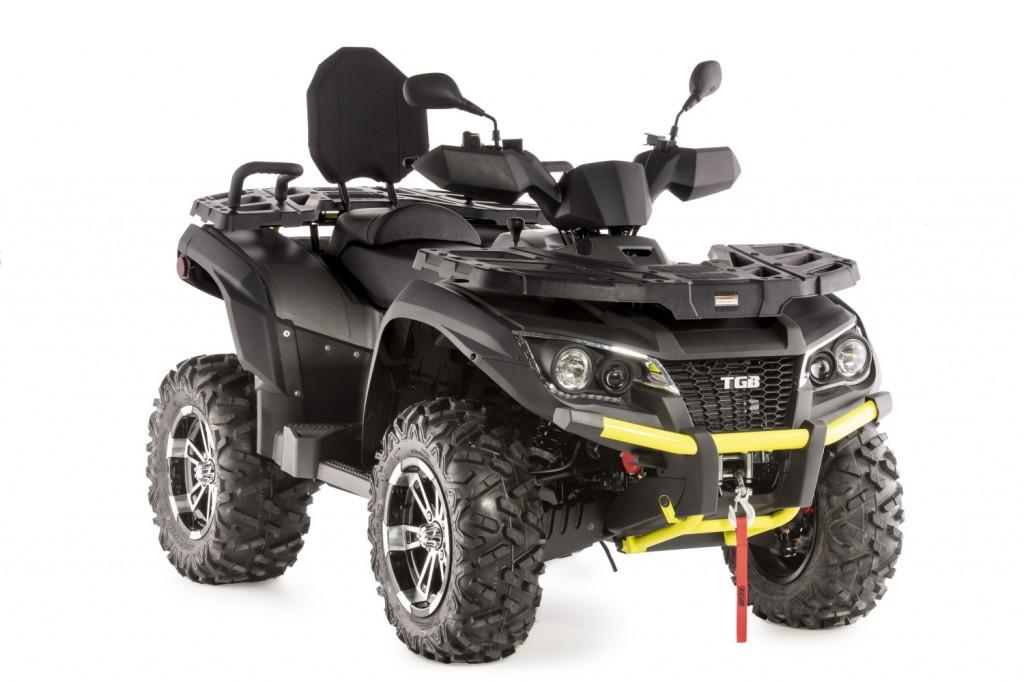 Obrázek produktu ATV TGB BLADE 1000 LT EVO EFI 4x4 EPS 14 EDITION šedá matná