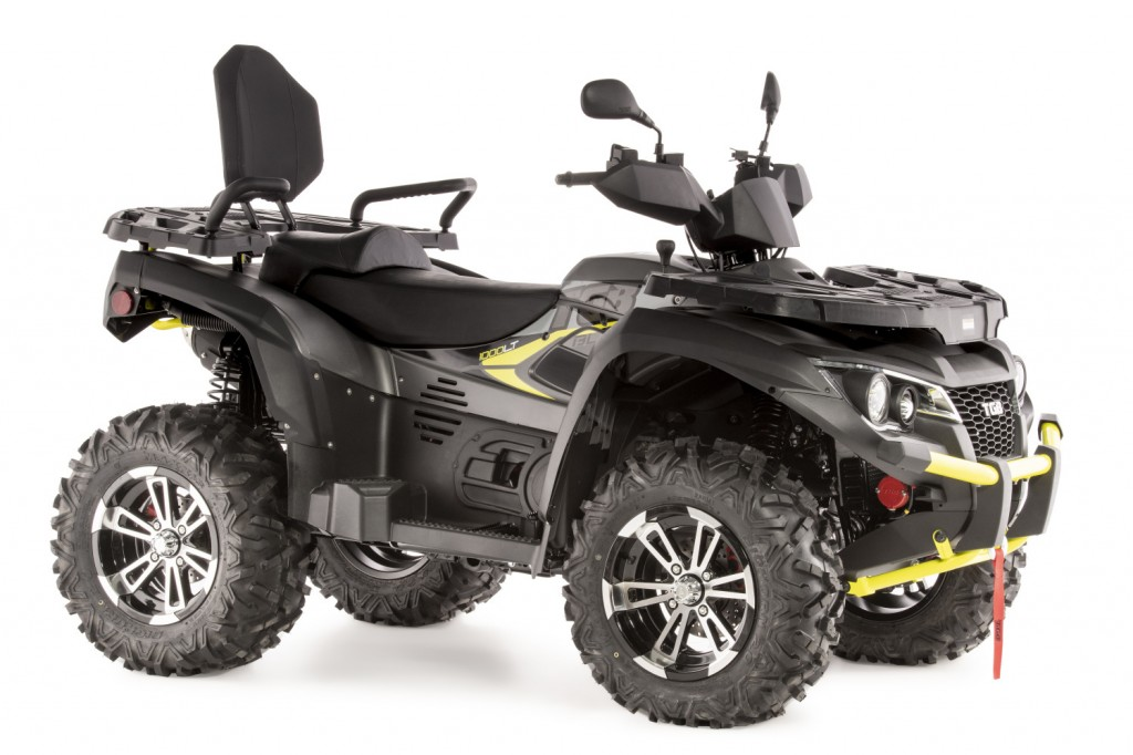 ATV TGB BLADE 1000 LT EVO EFI 4x4 EPS 14 EDITION šedá matná -1