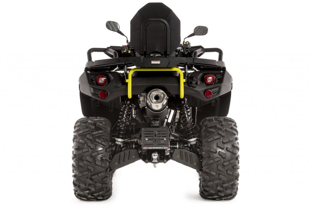 ATV TGB BLADE 1000 LT EVO EFI 4x4 EPS 14 EDITION šedá matná -3