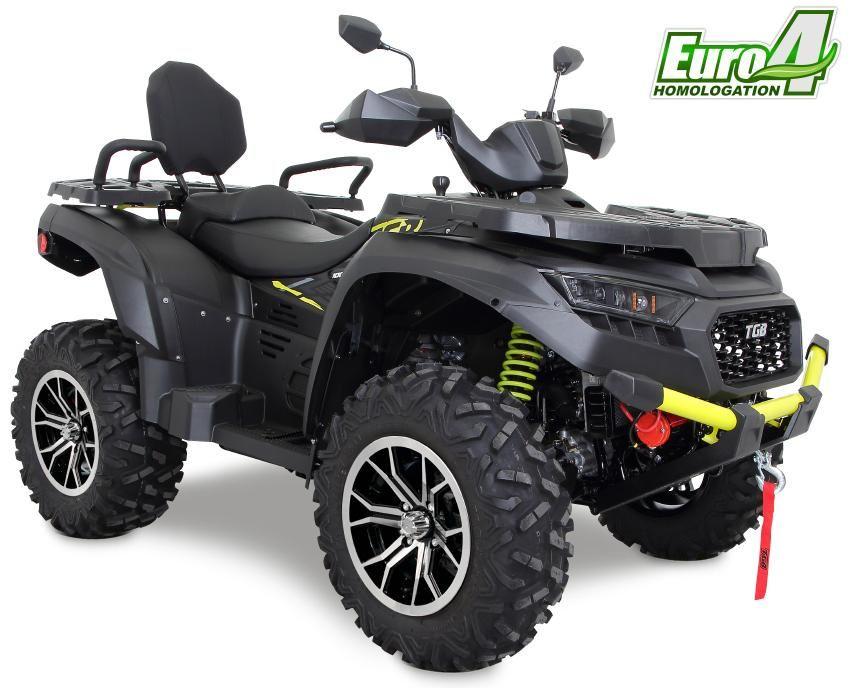 Obrázek produktu ATV TGB BLADE 1000 LTX EPS 4x4 EFI, EURO 4, LED, 14 EDITION černá
