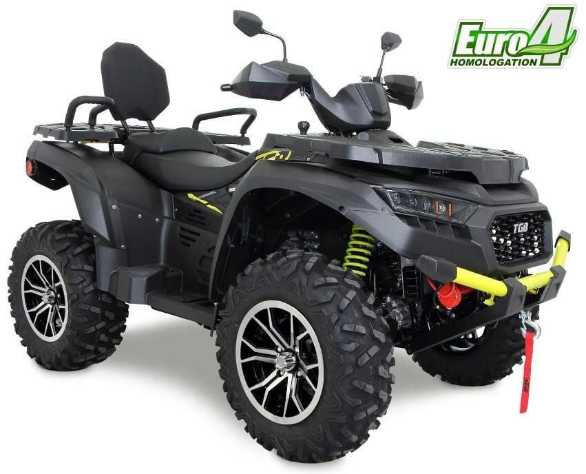 ATV TGB BLADE 1000 LTX EPS 4x4 EFI, EURO 4, LED, 14 EDITION černá-2