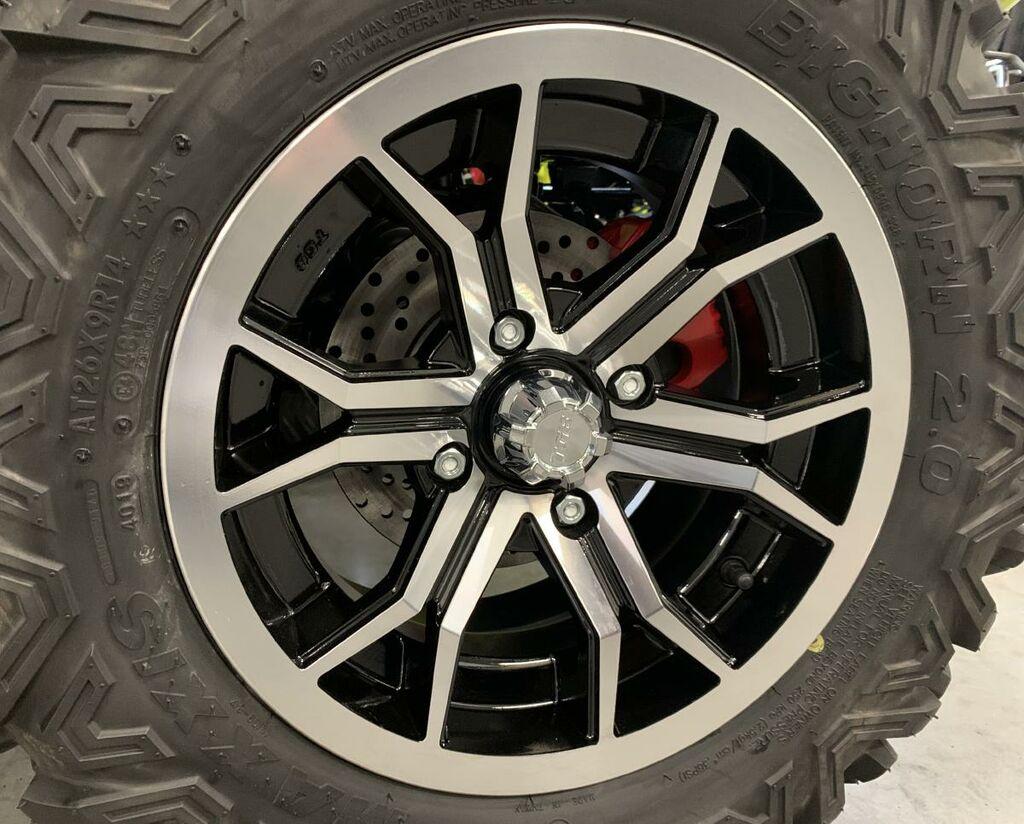 ATV TGB BLADE 1000 LTX EPS 4x4 EFI, EURO 4, LED, 14 EDITION černá-3