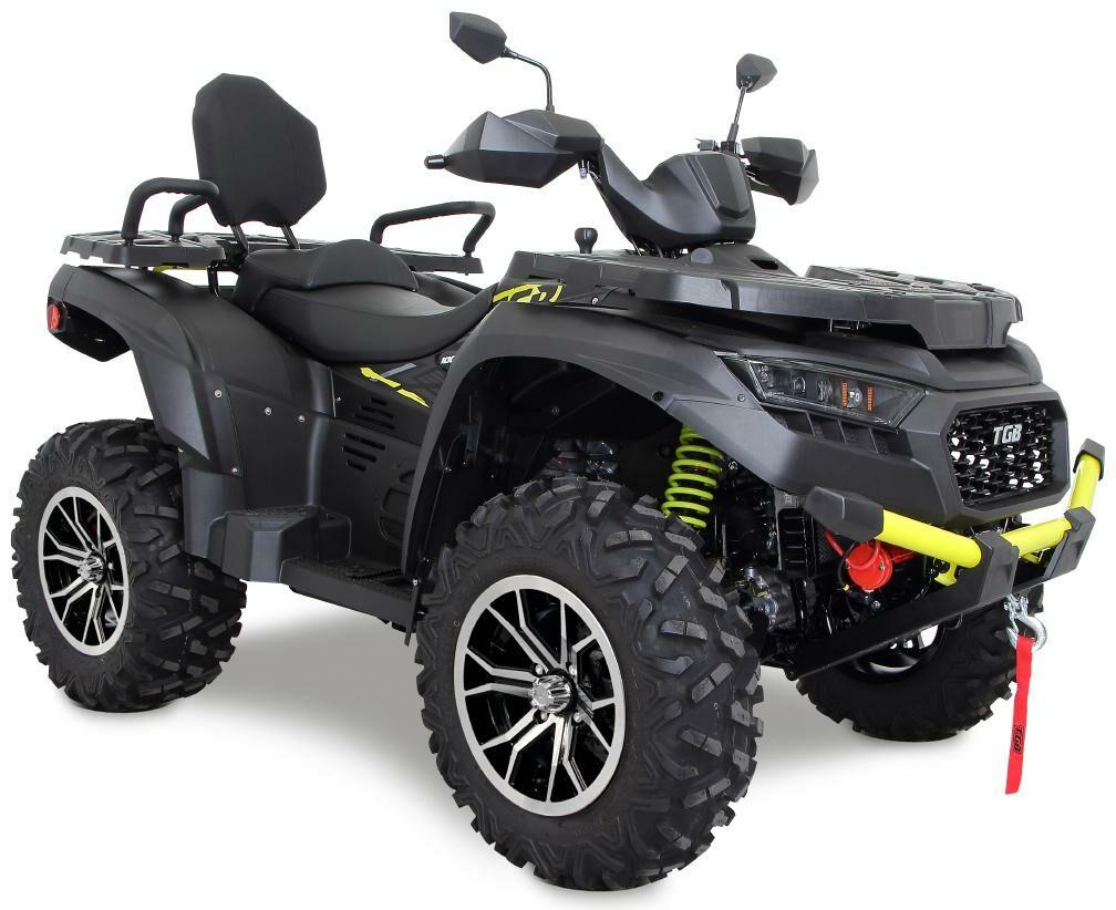 ATV TGB BLADE 1000 LTX EPS 4x4 EFI, EURO 4, LED, 14 EDITION černá-4