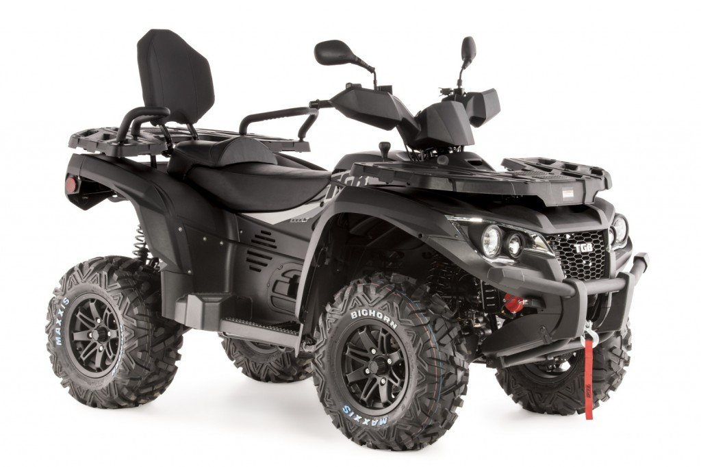 Obrázek produktu ATV TGB BLADE 1000 LT LUX EFI 4x4 EPS černá matná