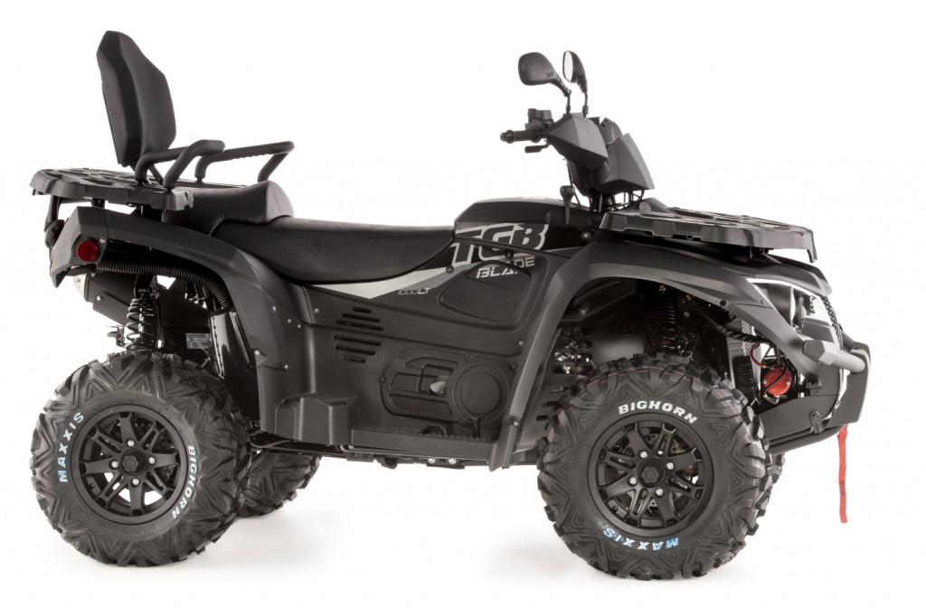 ATV TGB BLADE 1000 LT LUX EFI 4x4 EPS černá matná-1