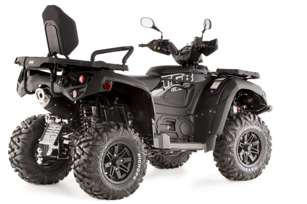 ATV TGB BLADE 1000 LT LUX EFI 4x4 EPS černá matná-2