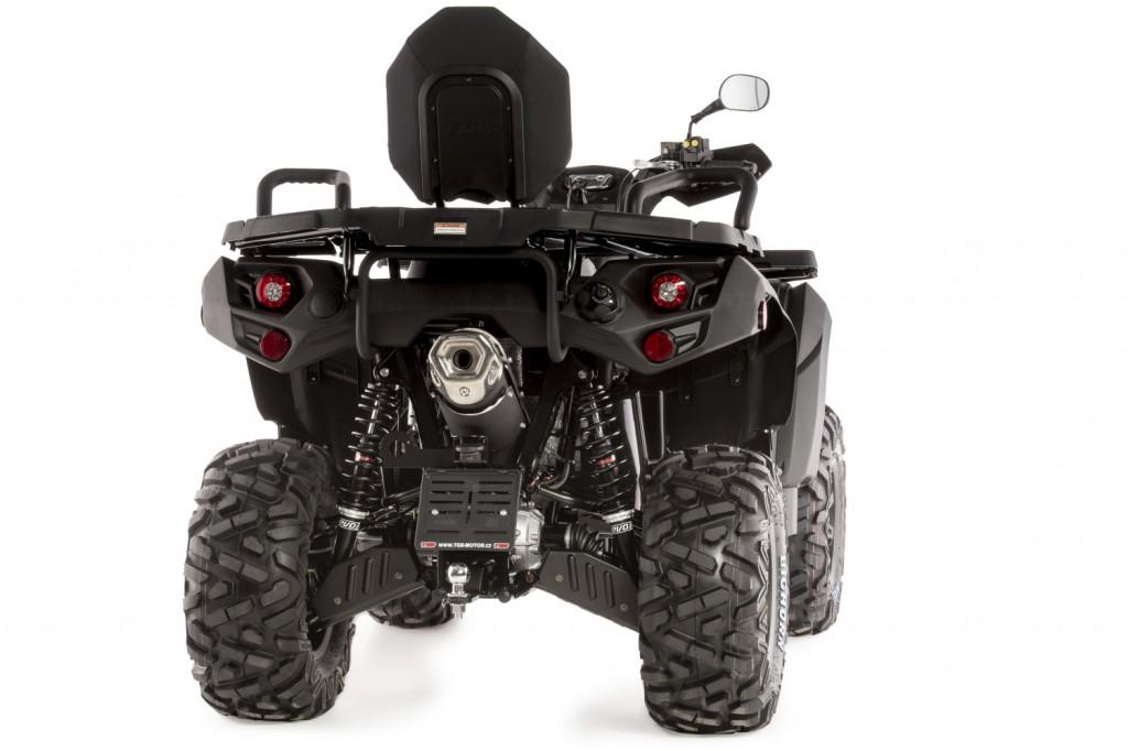 ATV TGB BLADE 1000 LT LUX EFI 4x4 EPS černá matná-3
