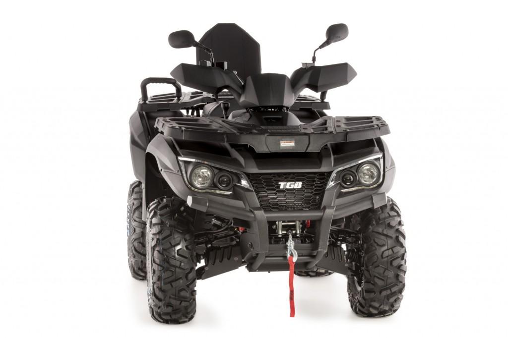 ATV TGB BLADE 1000 LT LUX EFI 4x4 EPS černá matná-4