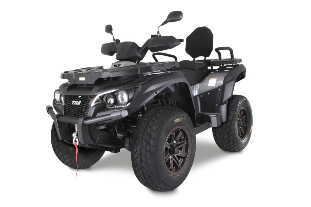 Obrázek produktu ATV TGB BLADE 1000 LT EFI 4x4 EPS stříbrná T3B