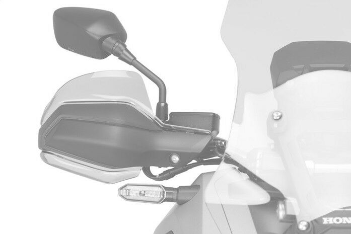 Obrázek produktu Chrániče páček PUIG EXTENSION kouřová 3621H