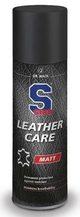 Obrázek produktu S100 ochrana a péče o kůži, semiš a přírodní matné povrchy - S100 Leather Care Matt 300 ml 3440