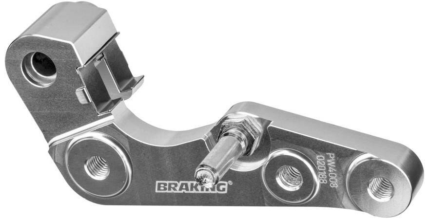 Obrázek produktu adaptér zvetšeného předního brzdového kotouče (270 mm), BRAKING PW4008