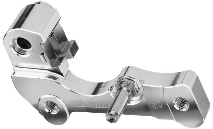 Obrázek produktu adaptér zvetšeného předního brzdového kotouče (270 mm), BRAKING POW78