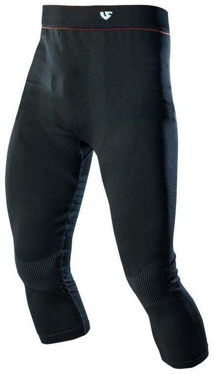 Obrázek produktu termoprádlo spodky 3/4 Hero pant - warm, UNDERSHIELD (černá) UNDER SHIELD USH P34 107 BLK