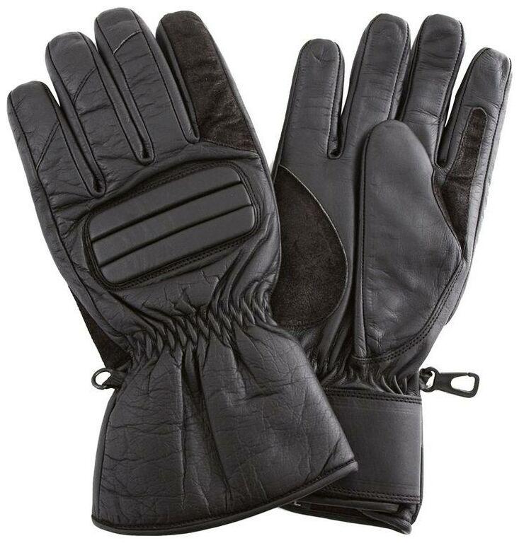 Obrázek produktu rukavice Elmo, ROLEFF - Německo dětské (černé) RO 500K
