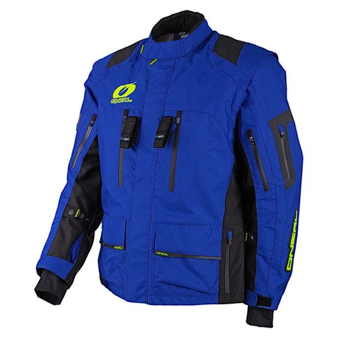 Obrázek produktu Bunda O´Neal BAJA Racing Enduro Moveo modrá