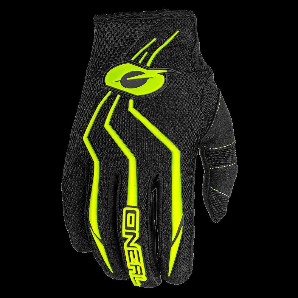 Obrázek produktu Dětské rukavice O´Neal ELEMENT černá/žlutá XL/7 0392-507