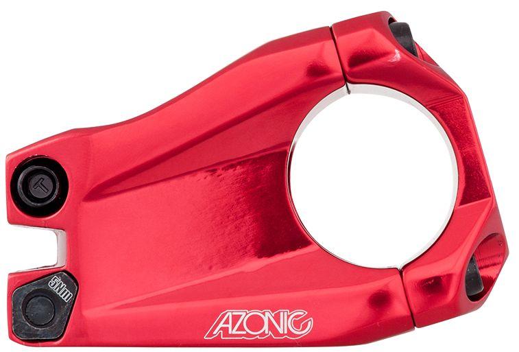 Obrázek produktu Představec Azonic BARETTA EVO 31,8/40 mm červená 3050-202